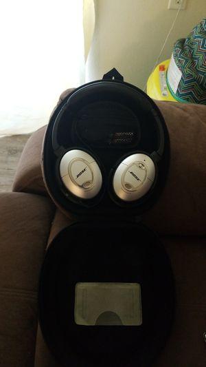 Bose Quiet Comfort 15 Headphones for Sale in Westminster, CO