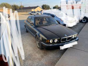 1988 bmw 750 il for Sale in Abilene, TX