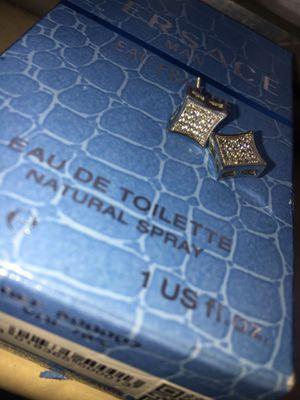 Real diamond earrings for Sale in Denver, CO