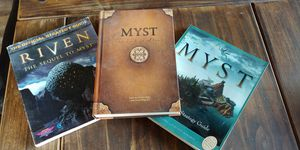 Full Set of the Greatest Game Ever......MYST! for Sale in Bend, OR