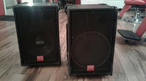 SOUNDTECH audio speakers for Sale in Chicago, IL