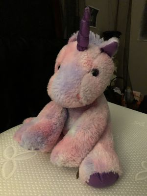 Unicorn Plushie for Sale in Fontana, CA