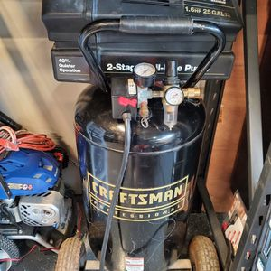 Craftsman Air Compressor 25gal *Pending Sale* for Sale in Olympia, WA