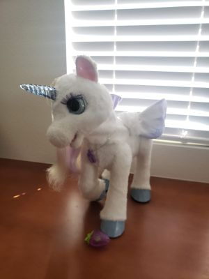 FurReal Friends StarLily My Magical Unicorn for Sale in Santa Clarita, CA