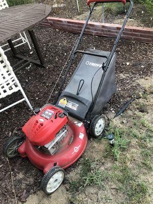 Troy Bilt lawn mower for Sale in Lake Elsinore, CA