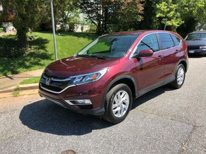 Honda CRV 2016 for Sale in Takoma Park, MD