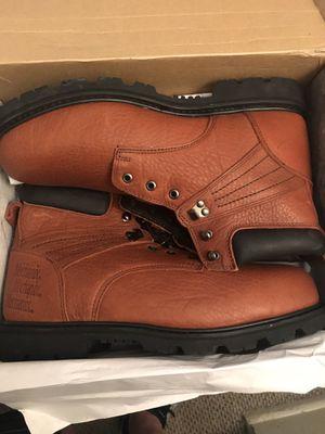 Mechanix Wear Steel-Toe Work Boots for Sale in Cincinnati, OH