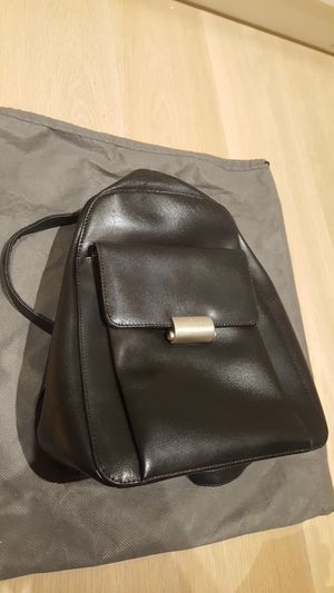 Mandarina duck leather backpack for Sale in Washington, DC