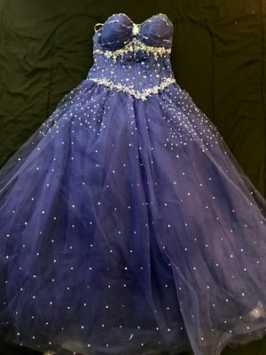Quince or prom dress for Sale in Lake Elsinore, CA