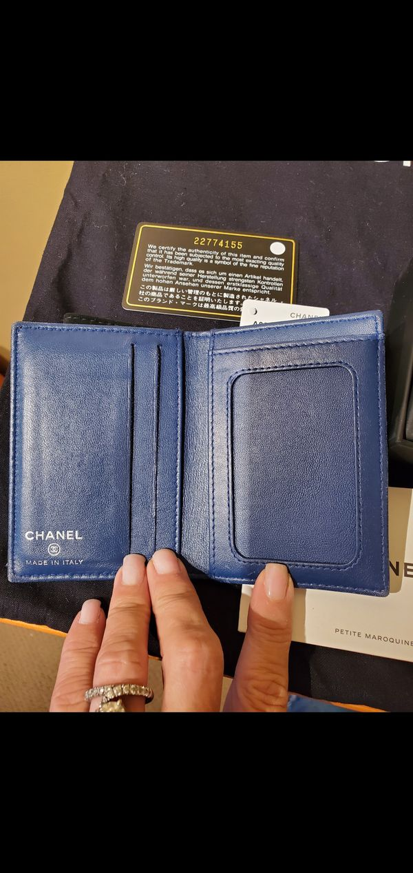 Chanel wallet. Authentic