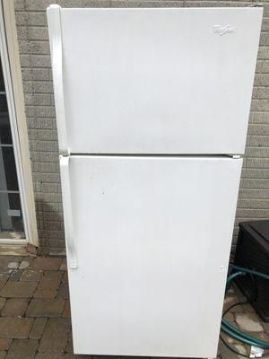 Whirlpool refrigerator for Sale in Burke, VA