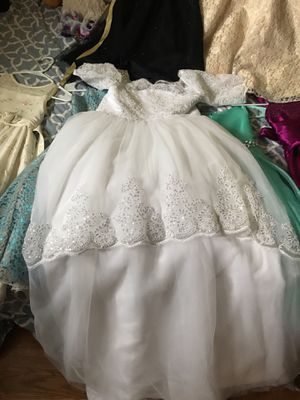 Mini Bride dress for Sale in East Riverdale, MD