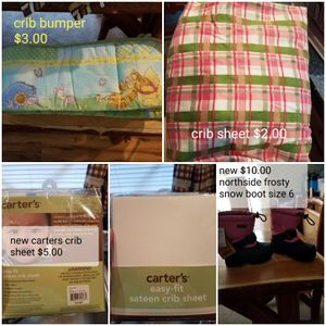 Baby items for Sale in Summersville, WV