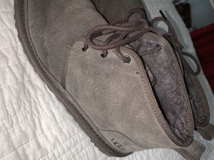 Grey ankle men uggs for Sale in Mansfield, TX