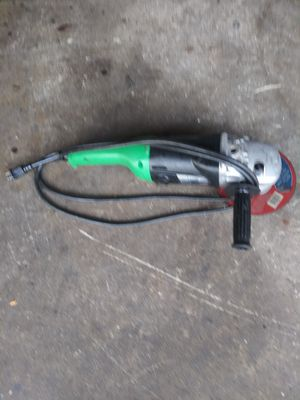 7 inch Hitachi grinder for Sale in Oak Lawn, IL