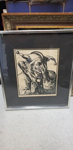 Fine old print for Sale in Cape Coral, FL