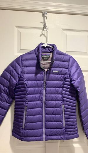 Patagonia down jacket - women's small for Sale in Washington, DC