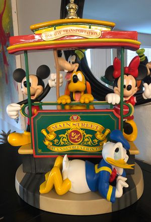 Disney Collective BIG Figure Statue - 35th Anniversary for Sale in Portland, OR