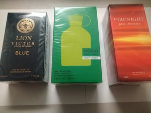 Brand New men's cologne all 6 for 40 for Sale in New Brunswick, NJ