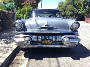 1957 Pontiac Super Chief 4 Door Hardtop for Sale in San Jose, CA