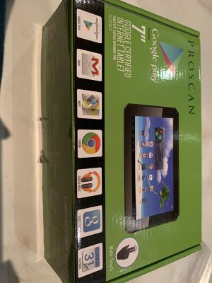 7 Inches Google Tablet Brand New for Sale in Miami Beach, FL