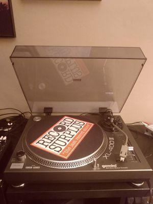 Gemini DJ Turntable for Sale in Glendale, CA