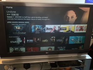 Sony KDF-E60A20 60 inch LCD projection tv for Sale in Portland, OR