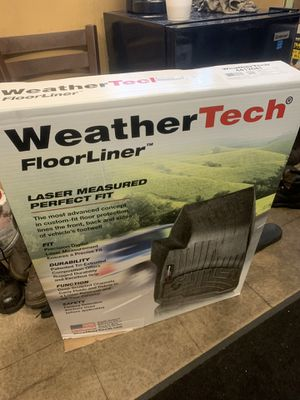 2018-2019 Honda Accord WeatherTech Floor Mats for Sale in Crestwood, IL