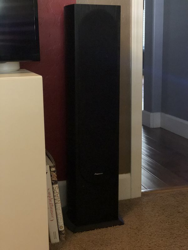 Pioneer Surround Sound, BIC Subwoofer, and Pioneer Receiver (High End, Newer Equipment)