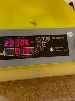 48 Egg Incubator for Sale in Ontario,  CA