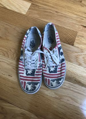 4th of July Vans Shoe 8.5 for Sale in Houston, TX