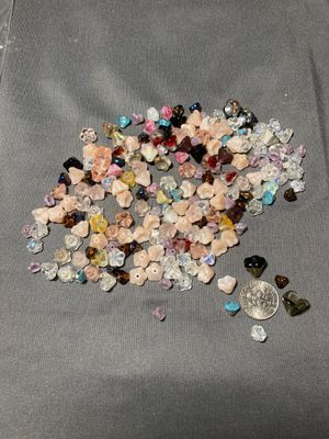 Huge mixed lot of vintage Buttercup glass beads over 100 $4.00 for Sale in Deer Island, OR