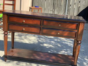 Entry/Console Table for Sale in Concord, CA