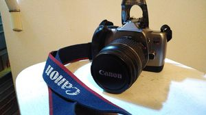 Canon Rebel K2 35mm with 28-80mm Lens for Sale in Shadow Hills, CA