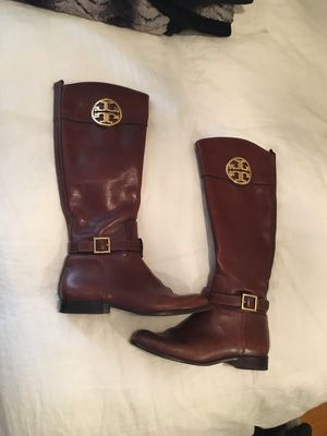 Tory Burch Riding Boots - Size 6 for Sale in New York, NY