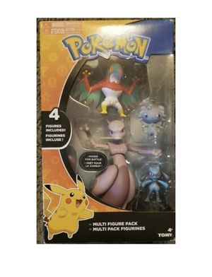Multifigure Pokemon Pack collectibles for Sale in Upland, CA