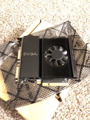 EVGA GT 710 graphics card for Sale in Fort McDowell, AZ