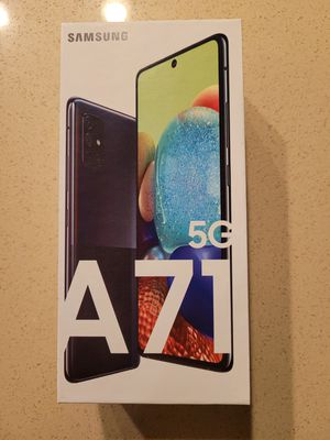 Samusng Galaxy A71 5G T-Mobile New Sealed for Sale in Irvine, CA