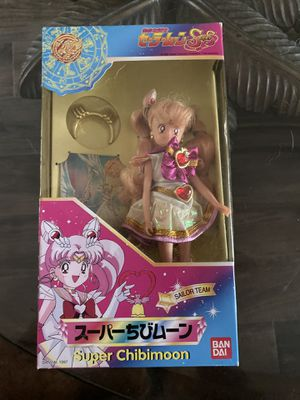 Sailor moon doll for Sale in Bradenton, FL