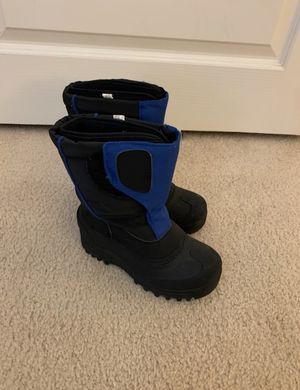 Snow boots size 13 for Sale in Redwood City, CA
