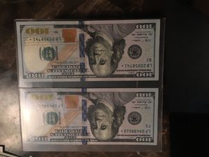 Pair Of US $100 star notes for Sale in Dublin, OH