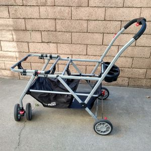 Joovy Double Stroller Twin Roo + for Sale in Santa Ana, CA