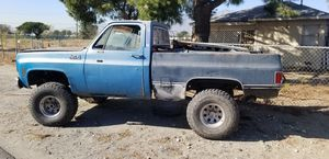 parts truck1978 street coupe gmc need to sell asap parts truck for Sale in Ontario, CA