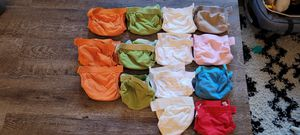 Size small gdiaper cloth diapers and pouches for Sale in Long Beach, CA