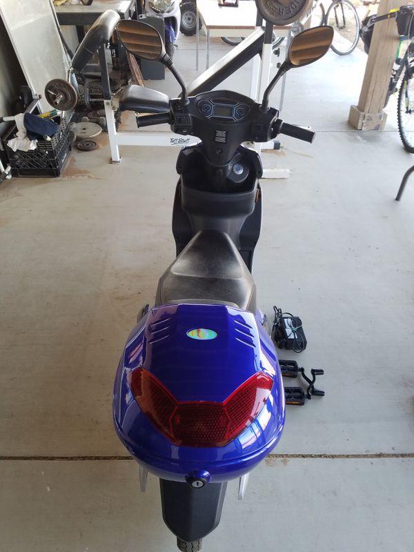 XB-504 ELECTRIC BICYCLE ASKING $925