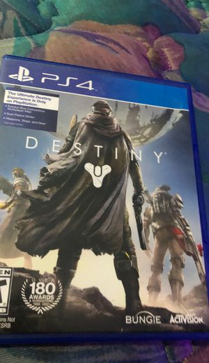 Destiny 1 for Sale in San Diego, CA