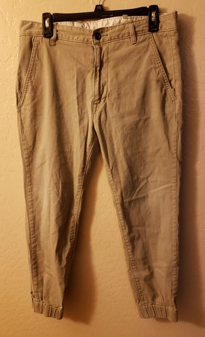 Jogger Khaki Uniform Pants 32x30 for Sale in Phoenix, AZ