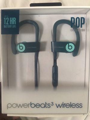 Powerbeats 3 wireless for Sale in Philadelphia, PA