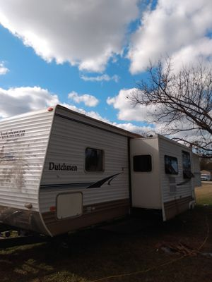 2007 38 ft Dutchman travel trailer with two slide outs for Sale in Fort Worth, TX
