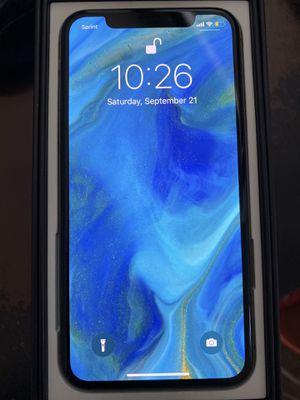 Unlocked iPhone X 256 GB ! - $550 for Sale in Bellevue, WA